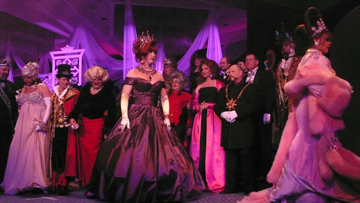 Night Of A Thousand Gowns Coronation